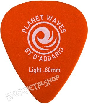 kostka gitarowa PLANET WAVES DURALIN 0.60mm