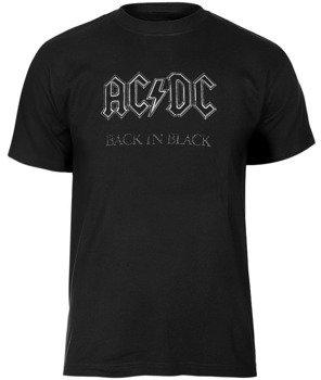 koszulka AC/DC - BACK IN BLACK