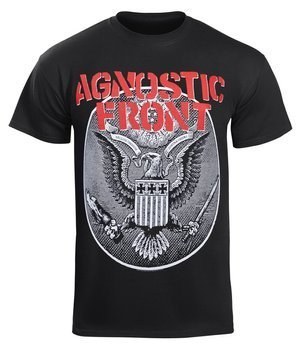 koszulka AGNOSTIC FRONT - AGAINST ALL EAGLE