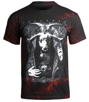 koszulka AMENOMEN - BAPHOMET (OMEN027KM ALLPRINT RED)