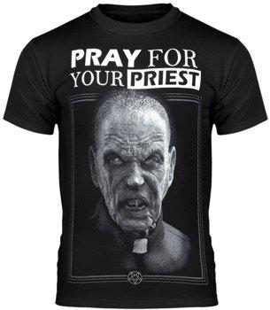 koszulka AMENOMEN - PRAY FOR YOUR PRIEST (OMEN147KM)