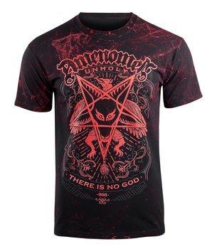 koszulka AMENOMEN - UNHOLY (OMEN149KM ALLPRINT RED)