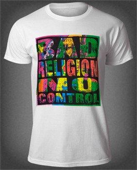 koszulka BAD RELIGION - NO CONTROL