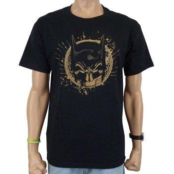 koszulka BATMAN - GOLD SKULL MASK