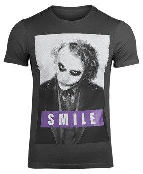 koszulka BATMAN - JOKER PURPLE CRAZY