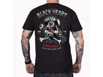 koszulka BLACK HEART - FULL PUNK