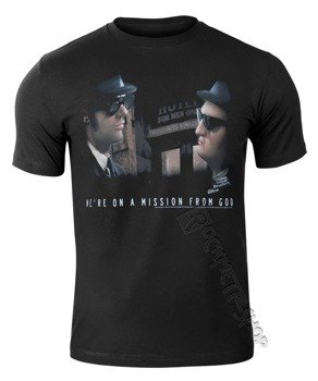 koszulka BLUES BROTHERS - ANOTHER MISSION