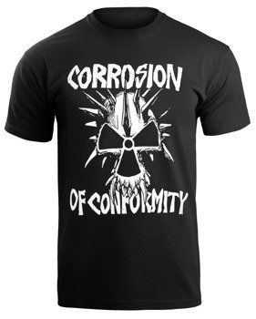 koszulka CORROSION OF CONFORMITY - SKULL