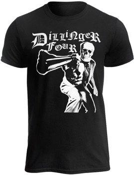 koszulka DILLINGER FOUR - GUN
