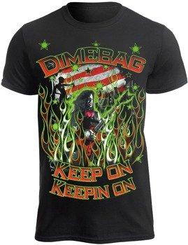 koszulka DIMEBAG DARRELL - KEEP ON, KEEPIN ON