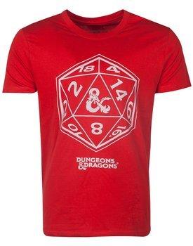 koszulka DUNGEONS & DRAGONS - WIZARDS