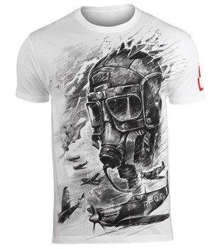 koszulka DYWIZJON 303, biała