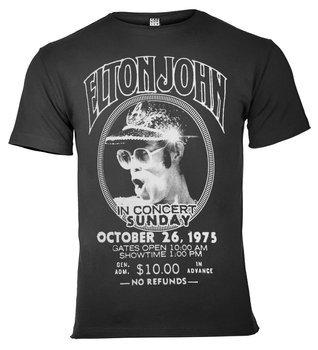 koszulka ELTON JOHN - LIVE IN CONCERT ciemnoszara