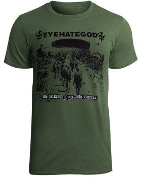 koszulka EYEHATEGOD - NEW ORLEANS IS THE NEW VIETNAM