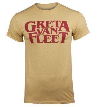 koszulka GRETA VAN FLEET - LOGO