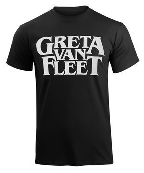 koszulka GRETA VAN FLEET - LOGO (black)
