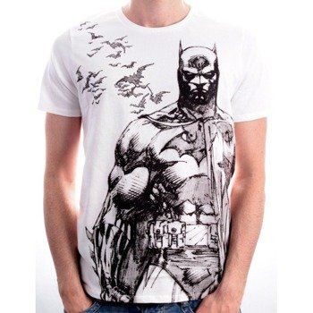 koszulka HOMME BATMAN - BAT FLY