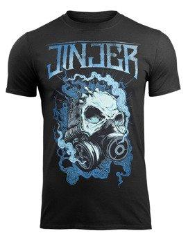 koszulka JINJER - GASMASK SKULL