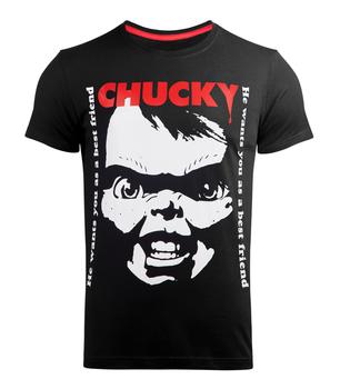 koszulka LALECZKA CHUCKY - BEST FRIEND