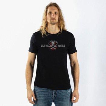 koszulka LETHAL THREAT - METAL TILL THE GRAVE