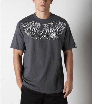koszulka METAL MULISHA - LABELED szara