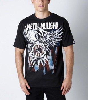 koszulka METAL MULISHA - LOYAL czarna