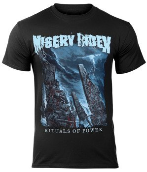 koszulka MISERY INDEX - RITIALS OF POWER