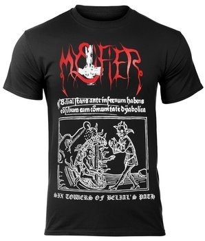 koszulka MYSTIFIER - SIX TOWERS OF BELIAL' S PATH