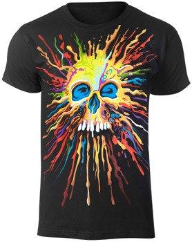 koszulka NEON SKULL