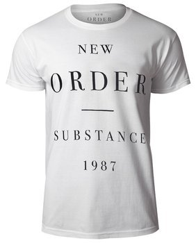 koszulka NEW ORDER - SUBSTANCE
