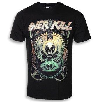 koszulka OVERKILL - GEAR BAT TOUR 2017