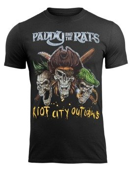 koszulka PADDY AND THE RAT - RIOT CITY OUTLAWS