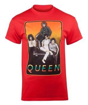 koszulka QUEEN - RED FRAME
