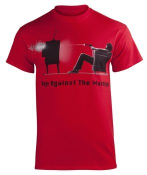 koszulka RAGE AGAINST THE MACHINE - WON'T DO