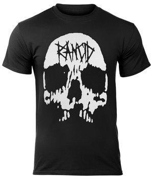koszulka RANCID - SKULL
