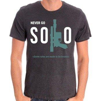 koszulka STAR WARS - NEVER GO SOLO