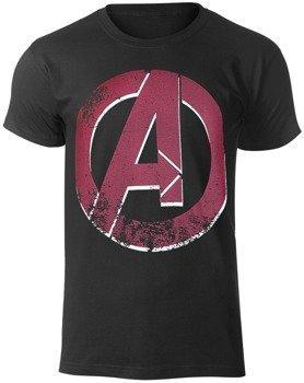 koszulka THE AVENGERS - DISTRESSED A LOGO