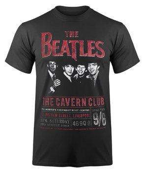 koszulka THE BEATLES - CAVERN '63 ekologiczna