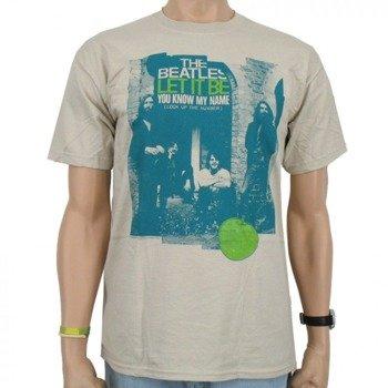 koszulka THE BEATLES - LET IT BE