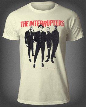 koszulka THE INTERRUPTERS - FIGHT THE GOOD FIGHT