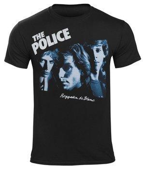 koszulka THE POLICE - REGGATTA DE BLANC