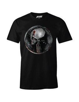 koszulka THE PUNISHER MARVEL - BLOOD PUNISHER LOGO