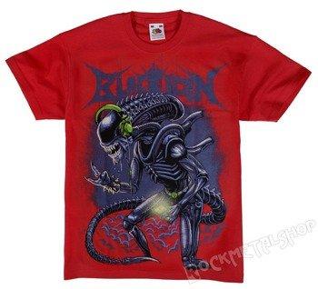 koszulka dziecięca BLACK ICON - ALIEN