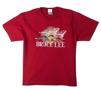 koszulka dziecięca BRUCE LEE - TRI COLOR