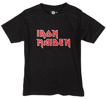 koszulka dziecięca IRON MAIDEN - LOGO