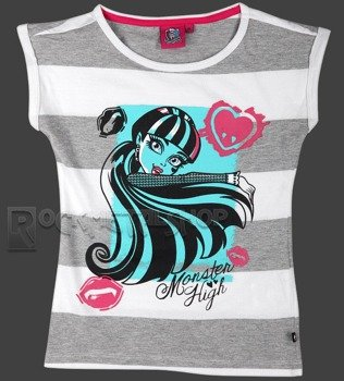koszulka dziecięca MONSTER HIGH - DRACULARA dla dziewczynki