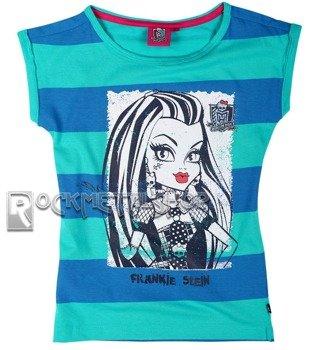 koszulka dziecięca MONSTER HIGH - FRANKIE STEIN dla dziewczynki