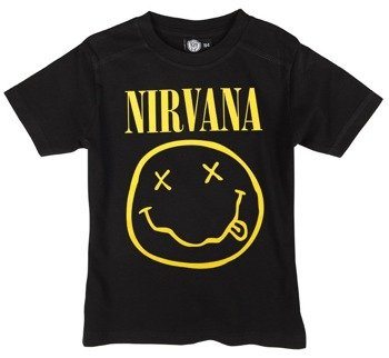 koszulka dziecięca NIRVANA - SMILEY