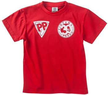 koszulka dziecięca PIDŻAMA PORNO - 30 LAT red