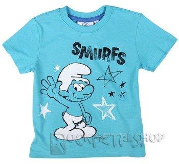 koszulka dziecięca SMERFY - HELLO!